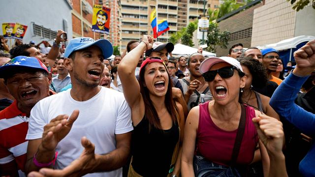 'Referendum in Venezuela over vertrek Maduro stap dichterbij'