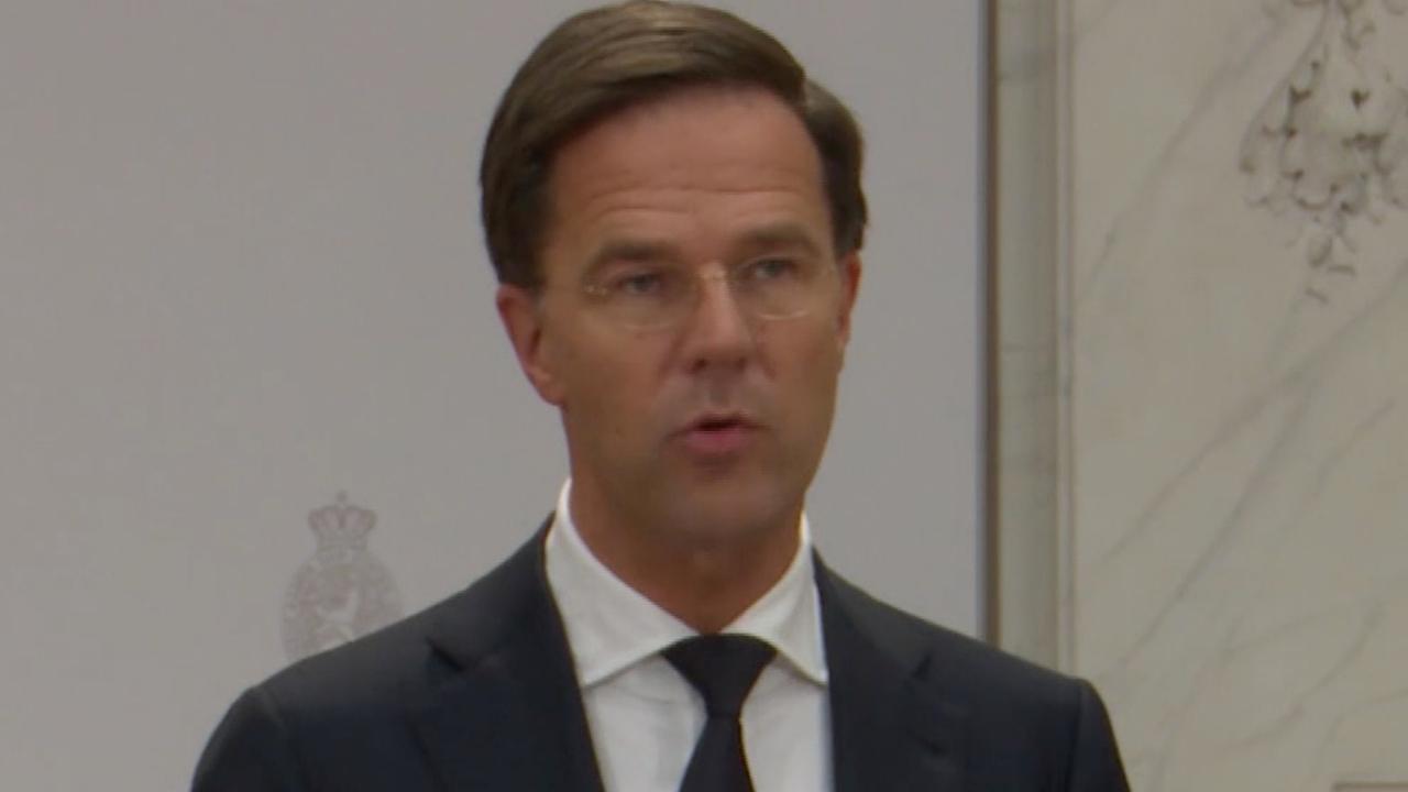 Zo gaan volgens Rutte de plekken in het kabinet verdeeld worden