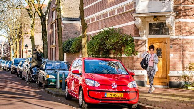 Greenwheels plaatst vier extra deelauto's in Breda