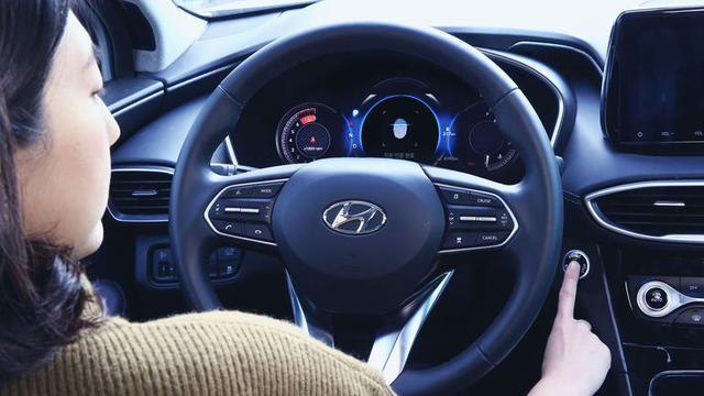 Hyundai ontwikkelt vingerafdrukscanner om auto te starten