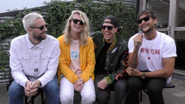 Kris Kross Amsterdam erg blij met toestemming Shakira