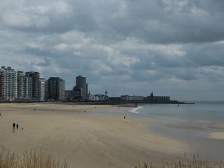 Strandwacht Vlissingen waarschuwt zwemmers om voorzichtig te zijn