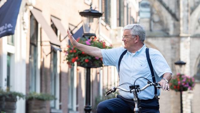 Afscheidsbrief Jan van Zanen: 'Zorg goed voor elkaar en voor Utrecht'