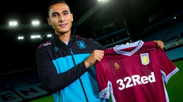 El Ghazi verruilt Lille op huurbasis voor Aston Villa