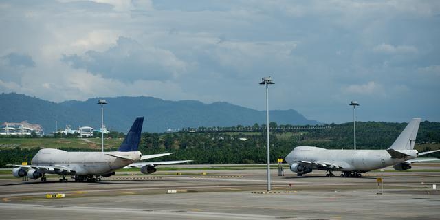 Vliegveld Maleisië is eigenaar van drie vliegtuigen kwijt