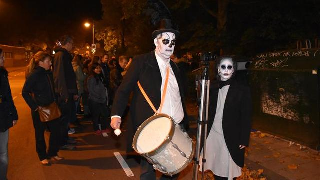 Halloweenfeest in Stevenshof afgelast door veiligheidsoverwegingen