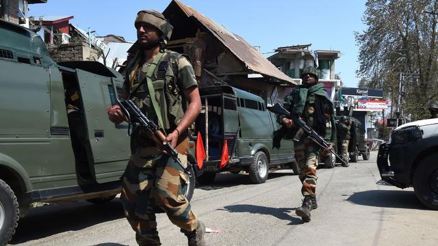 Doden bij acties tegen separatisten in Indiase deel van Kashmir