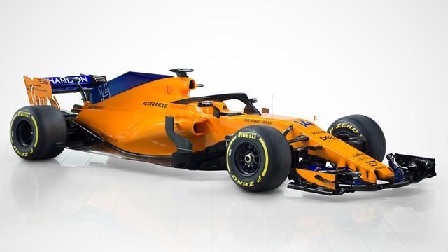 McLaren presenteert 'papaja-oranje' MCL33 met Renault-motor