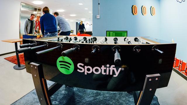 Spotify weer aangeklaagd door songwriter om auteursrechten