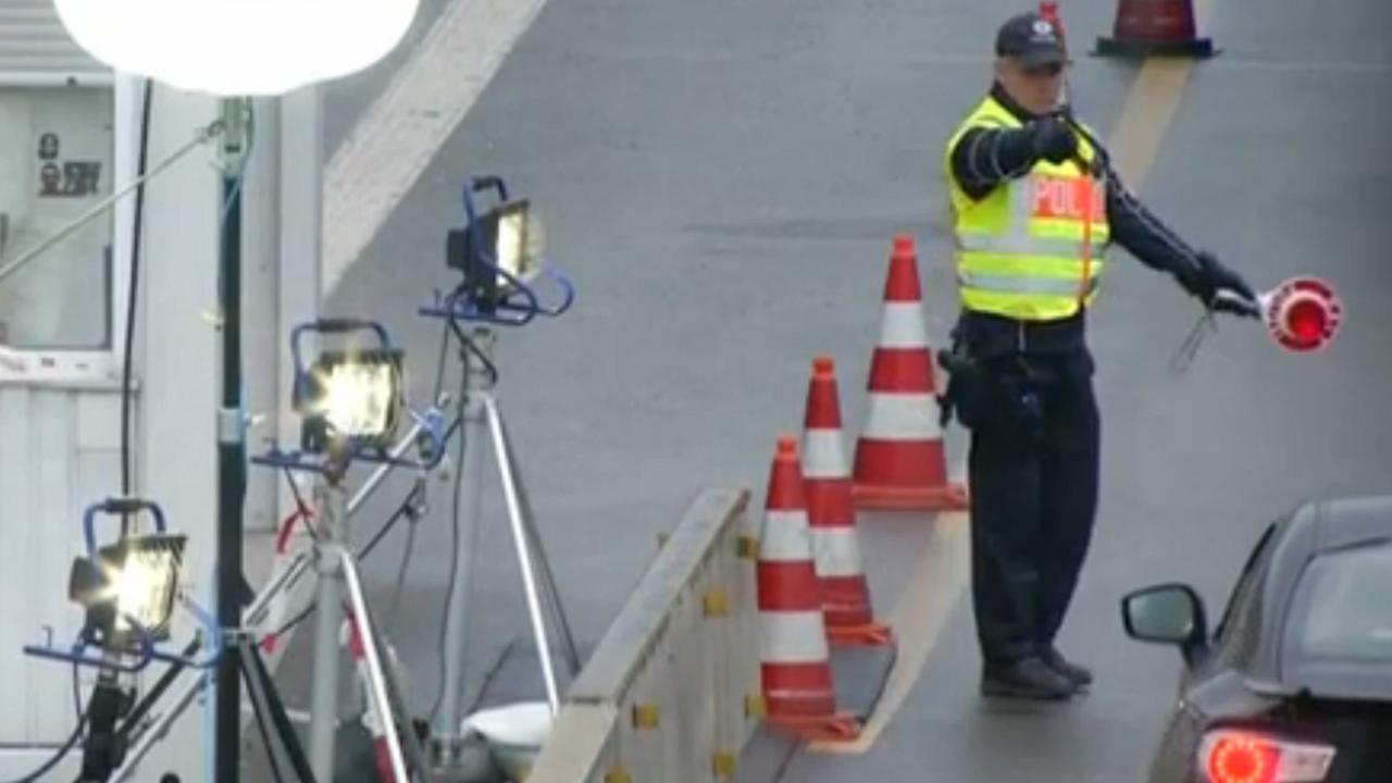 Files bij Duitse grens door extra controles