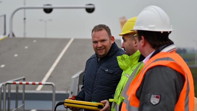 Maximabrug wordt volgende week officieel geopend