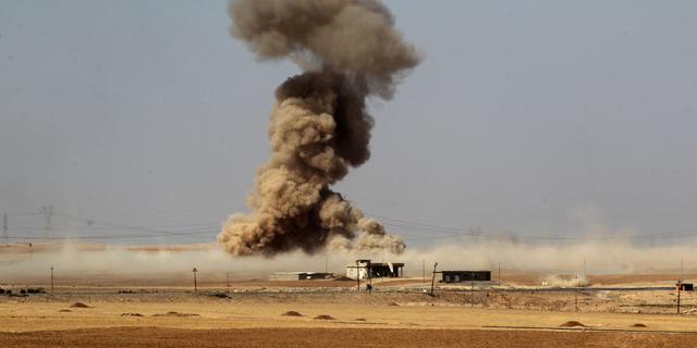 'IS doodt tientallen burgers en voormalige politieagenten bij Mosul'