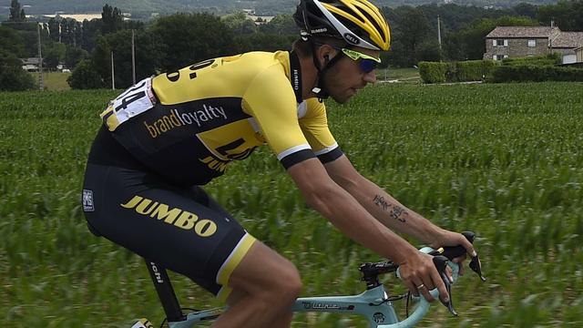 Gougeard wint Ronde van de Eurometropool, Keizer tweede