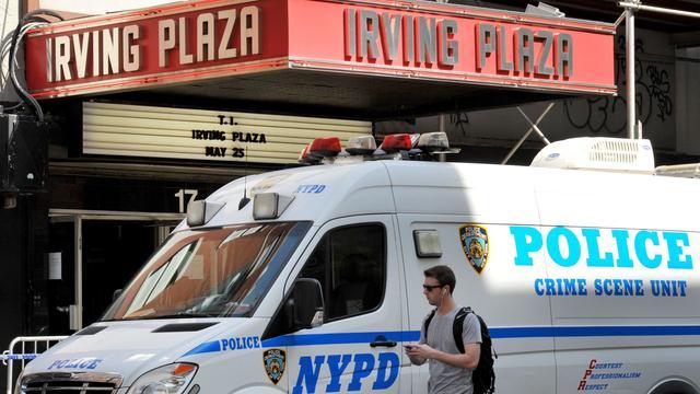 Rapper gearresteerd voor dodelijke schietpartij bij concert T.I.
