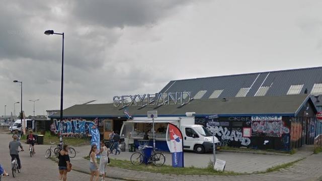 Sociëteit Sexyland voor achtduizend euro beroofd