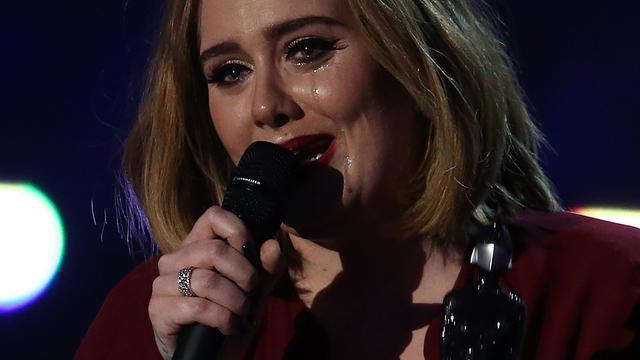'Adele wil na afloop van tour tweede kind'