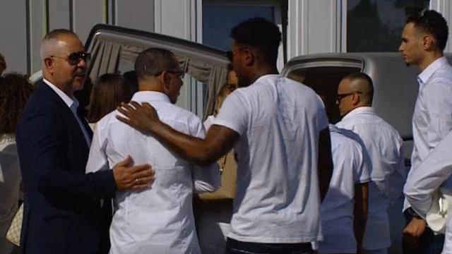 Emotionele herdenkingsdienst doodgestoken AndersonF