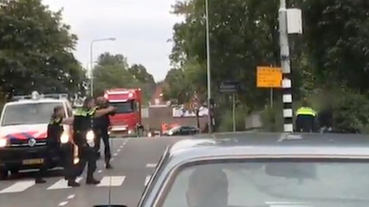 Man neergeschoten in Naaldwijk door politie