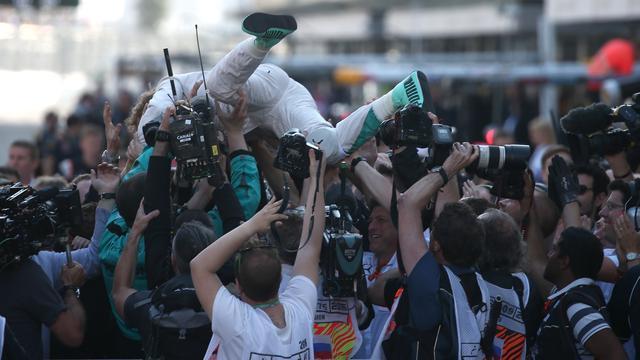 Rosberg weet dat Hamilton nog terug zal komen