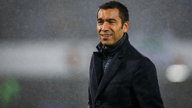 Van Bronckhorst ziet laatste weken meer spelvreugde bij Feyenoord