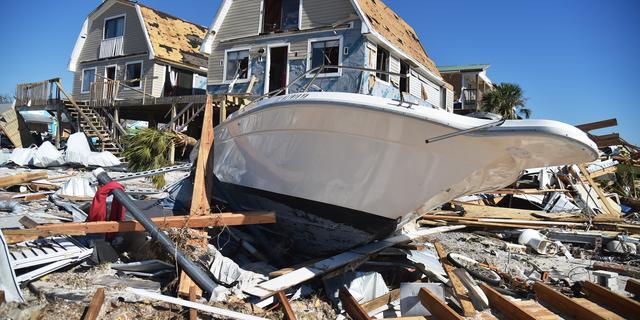 Rode Kruis: 'Schadebedrag natuurrampen in tien jaar tijd verdubbeld'