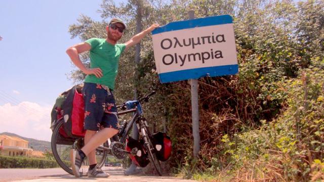 Bredanaar fietst onvoorbereid 20.000 kilometer