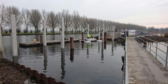 Gemeente start met voorbereidingen fietsersbrug over Aarkanaal
