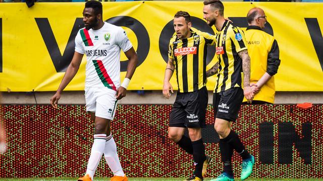 Vitesse dankzij nieuwe zege op ADO simpel naar finale play-offs