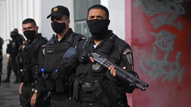 Brazilië draait besluit over vrijlating topcrimineel terug en start zoektocht