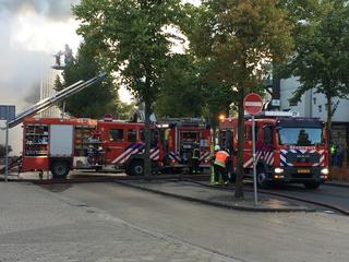 Brandweer meerdere keren uitgerukt voor vuurhaard