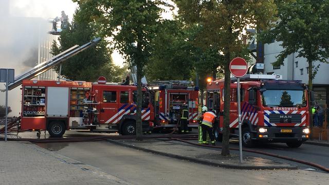 Vuur in Holland Casino Groningen laait weer op