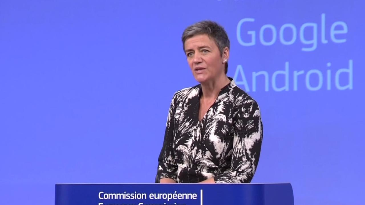EU klaagt Google opnieuw aan om machtsmisbruik