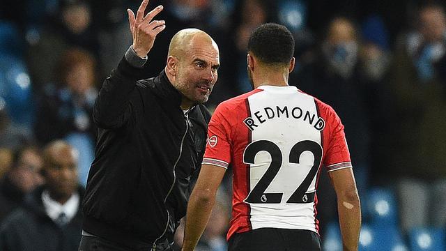FA onderzoekt uitbarsting City-manager Guardiola tegen Redmond