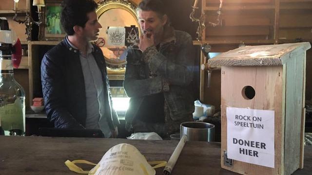 Klanten klussen aan doorstart Café De Speeltuin