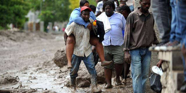 Storm Erika verliest aan kracht boven Cuba