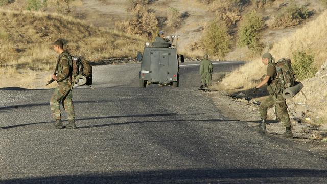 Turkije doodt 32 vermoedelijke IS-strijders in Noord-Irak