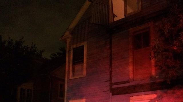 Dertig gewonden na instorten balkon op feest in Connecticut