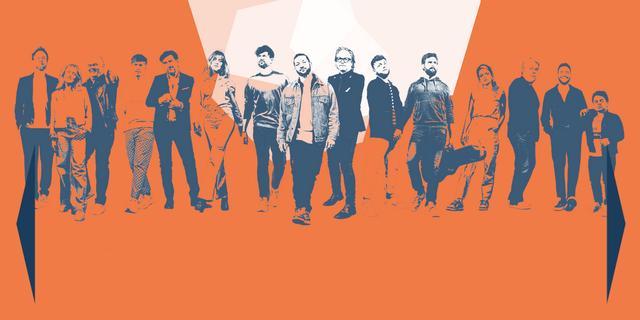 Gelegenheidsband The Streamers geeft koningsdagconcert bij Noordeinde