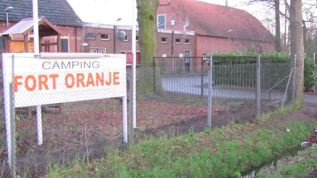 Sluiting camping Fort Oranje kost minimaal vijf miljoen euro
