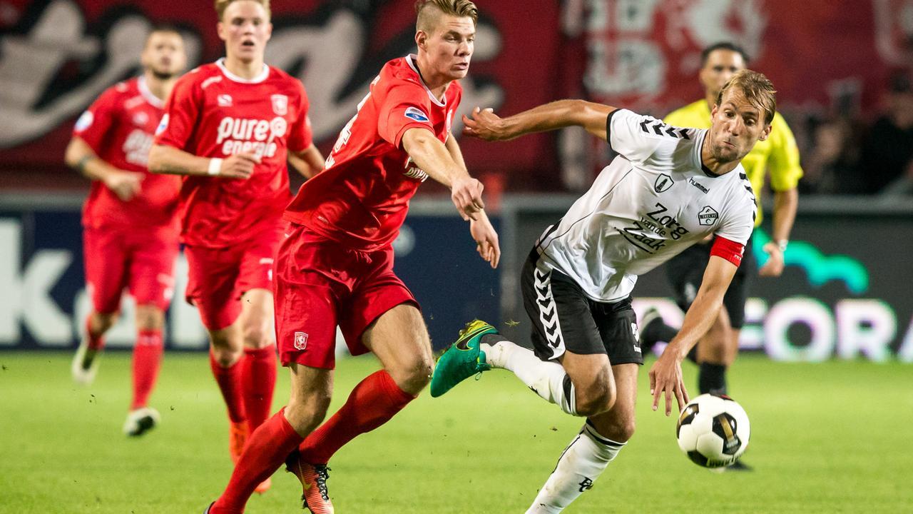 Samenvatting FC Twente-FC Utrecht