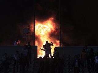 Bij rellen uit 2012 vielen 74 doden en honderden gewonden
