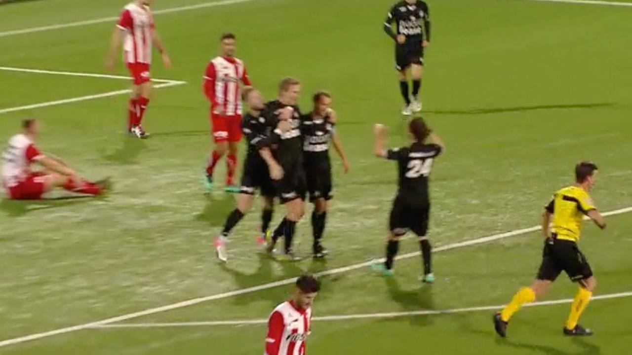 Samenvatting FC Oss-FC Emmen (2-2)