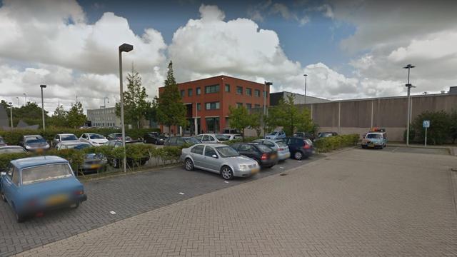 Kleine brand in gevangenis Torentijd in Middelburg