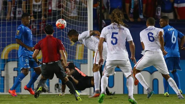 Dempsey bezorgt VS moeizame zege tegen Honduras in Gold Cup