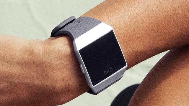 Fitbit onthult smartwatch Ionic