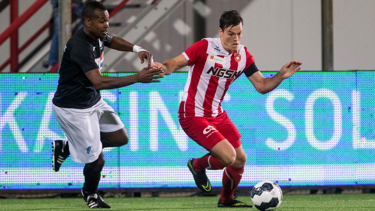 Samenvatting FC Oss-FC Eindhoven