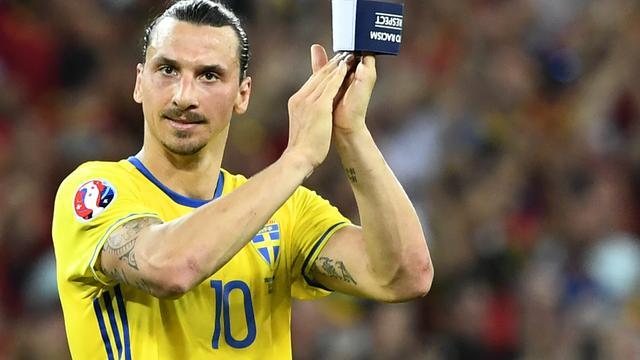 Ibrahimovic is dankbaar dat hij Zweden mocht vertegenwoordigen