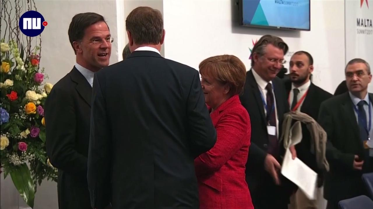 EU-leiders bijeen in Malta om migrantenstroom Afrika terug te dringen