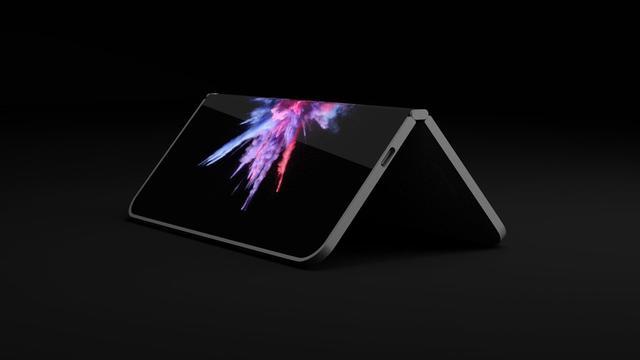 'Microsoft werkt aan nieuwe Windows voor opvouwbare tablet'