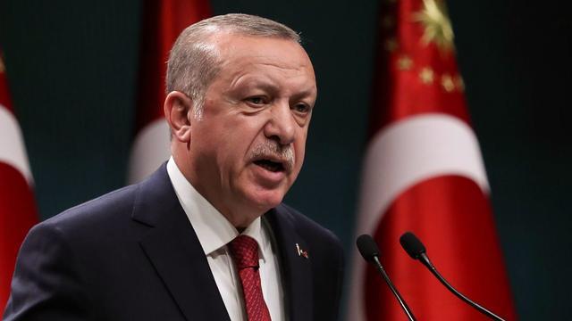 Erdogan belooft einde noodtoestand Turkije bij herverkiezing